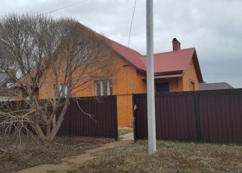 Дом 250,9 м2 г. Сорочинск, ул. Курчатова, д. 4.