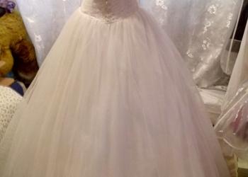 Свадебное платье, р. 44-46