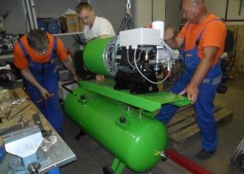 Ремонт и обслуживание компрессоров   и компрессорного оборудования и ТО