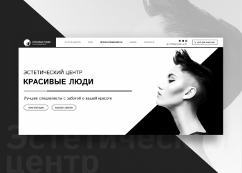 Создание дизайнерских и продающих сайтов с дальнейшим продвижением