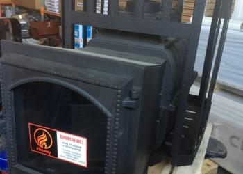 Чугунная печь для бани ПАРОВАР 22 - К404