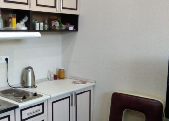 1-к квартира в центре Адлера 35 м2, 1/7 эт.