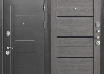 Двери Троя Серебро