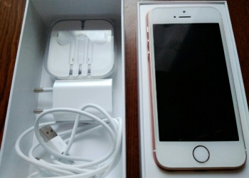 Продаю Apple iPhone SE 32Gb