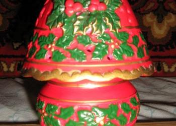 Лампадка керамическая