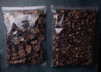 Лакомства. Легкое, Рубец(сушка 70С) 1300руб/кг