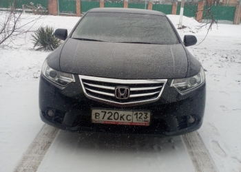 Honda Accord, 2012