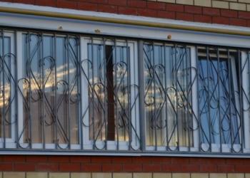Решетки защита для окон и балконов