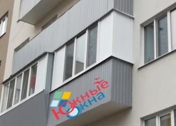 Пластиковые окна. Остекление балконов и лоджий в Самаре