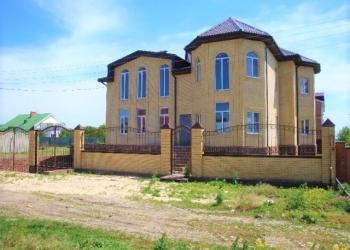 """Продаётся дом, на участке 10 соток, в посёлке  """"Янтарное"""", дом изначально был"""