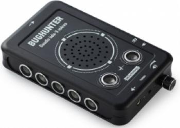 Подавитель (глушилка) диктофонов BugHunter bda-3 Voices! Новинка 2018 года!