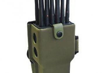 Беркут-12 GSM/CDMA/WiFi/3G/4G/GPS/VHF блокиратор сотовой связи. 10 ватт!