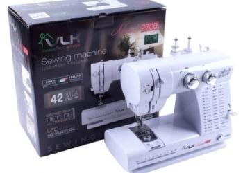 Швейная машинка Kromax VLK Napoli 2700
