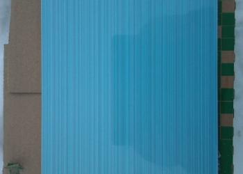 Плитка керамическая голубая 20х30х7