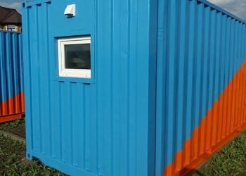 Аренда жилых контейнеров-бытовок БЕЗ ЗАЛОГА в Тюмени, доставка