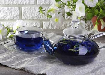Тайский синий чай 100гр.(Butterfly Pea Tea)