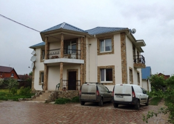 Дом 256 м2 в г. Чехов
