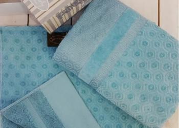 Фирменные полотенца премиум класса,  серии PERFETTO VELUR.