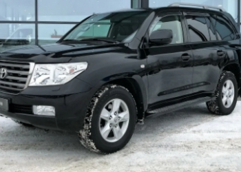 Toyota Land Cruiser VDJ200L – GNTУW, 2011
