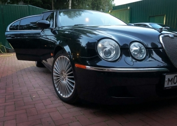 Jaguar S-type, 2007