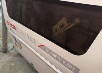 Продам Автоматический кромкооблицовочный станок SCM Olimpic
