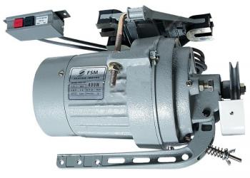 Фрикционный мотор для швейных машин FSM 400W, 380V,2850RPM,50Hz