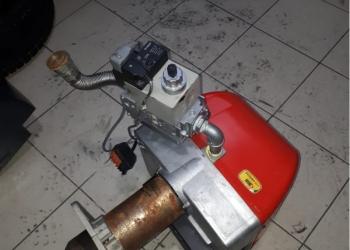 Газовая горелка NG 140 .Производитель CIB UNIGAS (Италия)