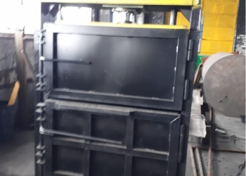Пресс гидравлический пакетировочный ПГП-15.
