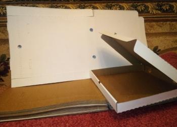 Коробка для пиццы/пирога
