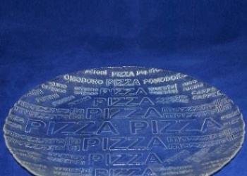 "Тарелка-блюдо ""Пицца"" 350 мм"