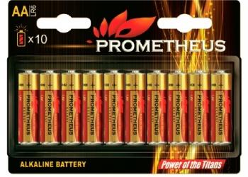 """Элемент питания AA/LR6-BL10, """"Prometheus energy"""", напряжение - 1,5 V, алкалайнов"""