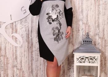 Платье трикотажное Лорейн