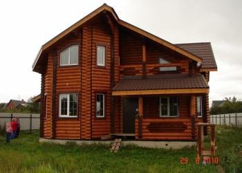 Продам дом 180 м2, бревно 220 мм, под чистовую отделку