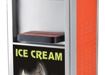 Фризеры для мягкого мороженного напольные новые заводской Китай 25 литров в час.