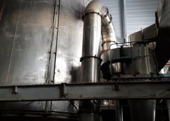 Оборудование по переработке и сушке зерновой барды