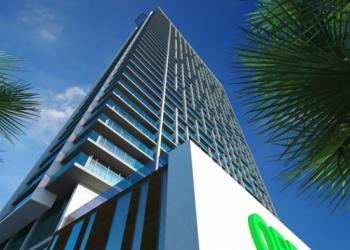 Апартаменты бизнес класса на берегу моря Батуми