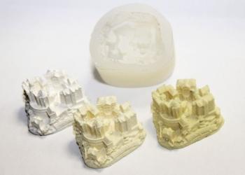 Пластик жидкий двухкомпонентный