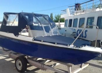 Моторная  лодка Спринт 450