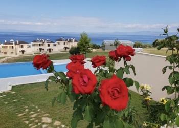 Дома в Халкидики, Греция