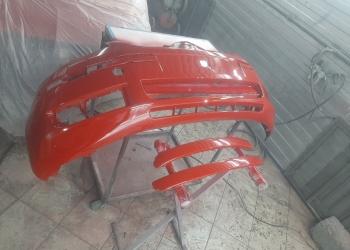 Кузовной ремонт, покраска, химчистка