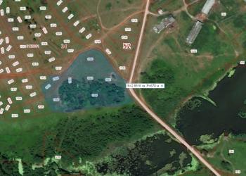 Земельный участок в Инютино