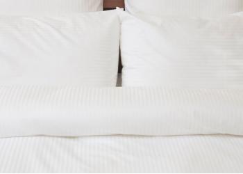 Постельные принадлежности для гостиниц и отелей.
