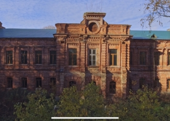 Усадьба дворянского рода Львовых Гора 19в