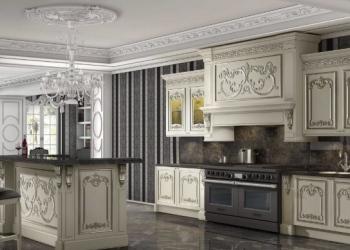 Кухонный гарнитур на заказ любой сложности