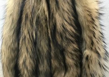 Меховая опушка из финского енота Оптом от производителя