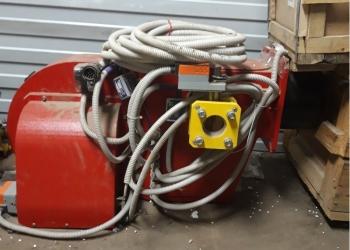 Горелки газовые ГБЛ-0.85 и ГБЛ-1.2 с автоматикой СПЕКОН СК