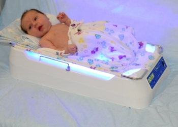 Прокат лампы фототерапии от желтушки желтухи новорожденных