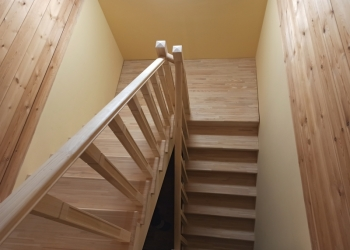 Сборка и изготовление лестниц