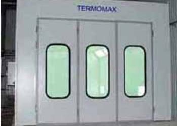 Покрасочно-сушильные камеры ТЕРМОМАКС