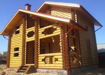 Строительство круглый год (срубы, дома, бани)
